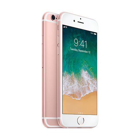 Apple iPhone 6s 128GB Růžově zlatá
