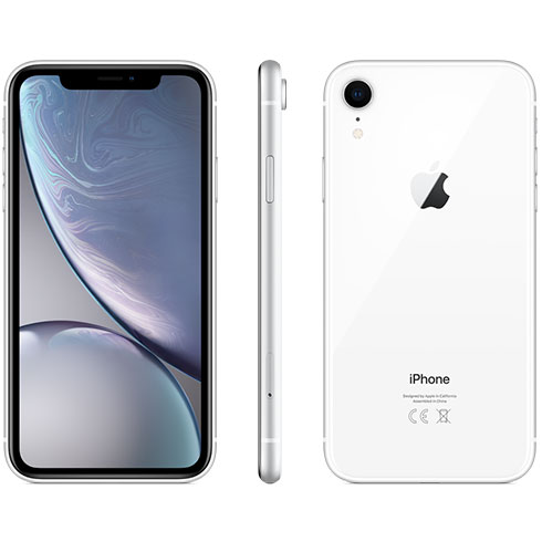 Apple iPhone XR 128GB Bílá