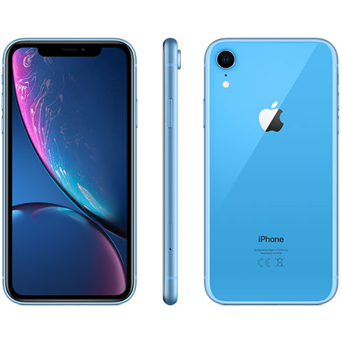 Apple iPhone XR 128GB Modrá