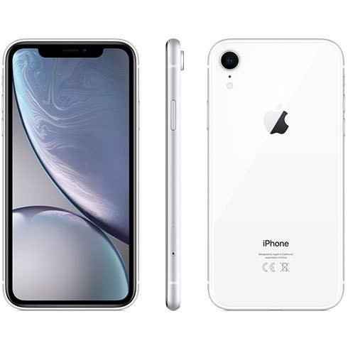 Apple iPhone XR 256GB Bílá