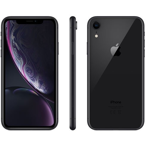 Apple iPhone XR 256GB Černá