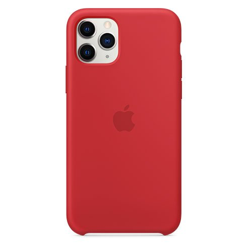 Apple Silikonový kryt na iPhone 11 Pro - (PRODUCT)RED