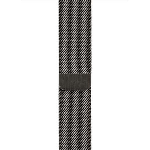 Apple Watch 44mm Graphite Milanese Loop