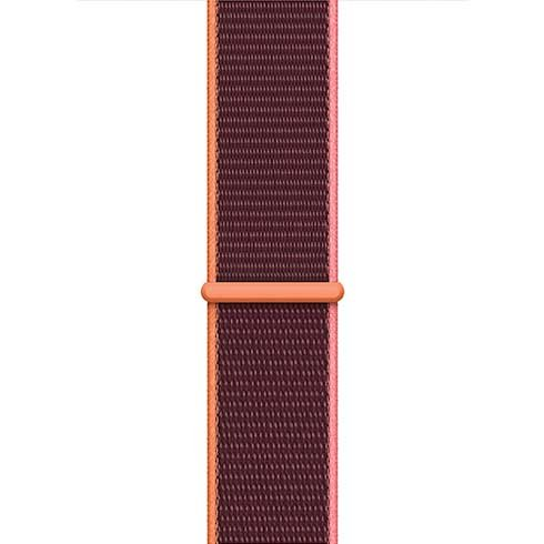 Apple Watch 44mm Plum Sport Loop