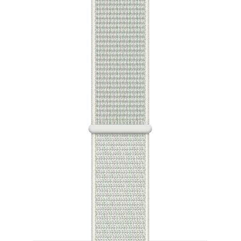 Apple Watch 44mm Spruce Aura Nike Sport Loop