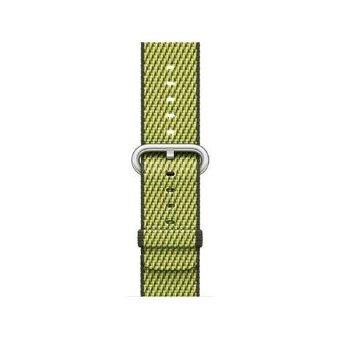 Apple Watch Acc/38/Dark Olive Woven Nylon