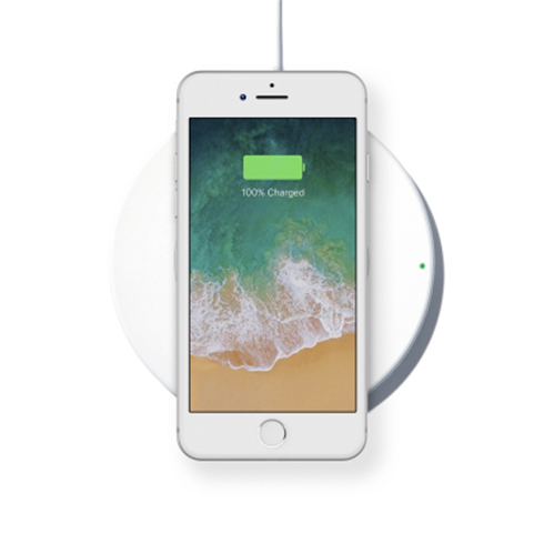 Belkin BOOST UP Wireless Charging Pad pre iPhone X/8/8 Plus - White