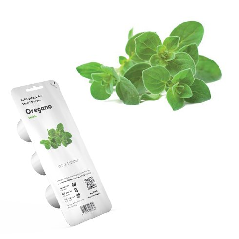 Click And Grow Oregano