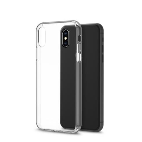 Devia kryt Naked Series pro iPhone XS - Crystal Clear