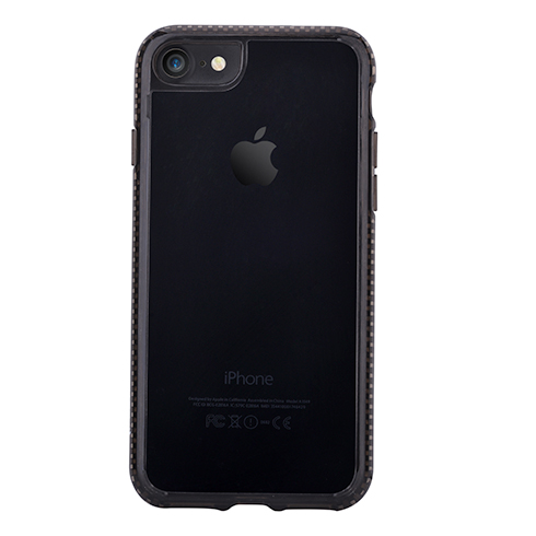 Devia kryt Shockproof TPU Case pre iPhone 7/8 - Black