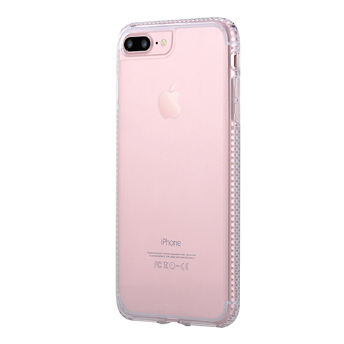 Devia kryt Shockproof TPU Case pre iPhone 7/8 - Crystal