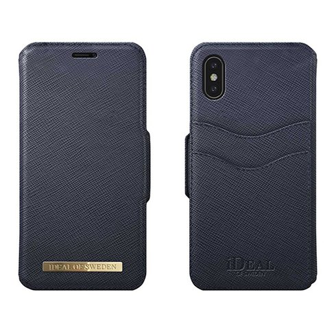 iDeal Fashion Wallet iPhone X/XS Navy