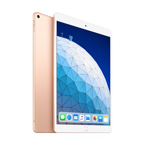 iPad Air 10.5-inch Wi-Fi + Cellular 64GB Zlatý