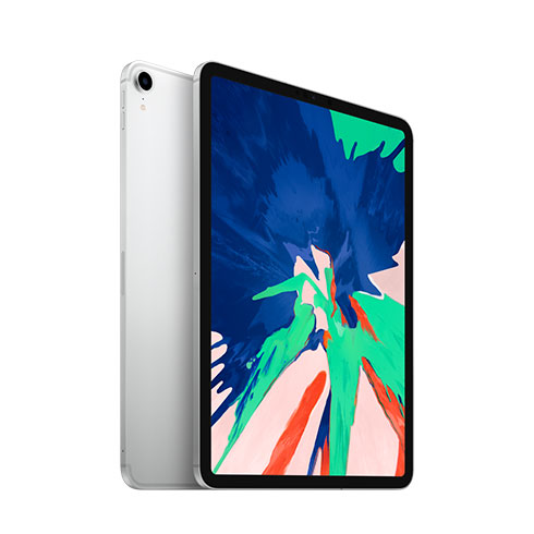 iPad Pro 11 inch Wi-Fi + Cellular 64GB Silver