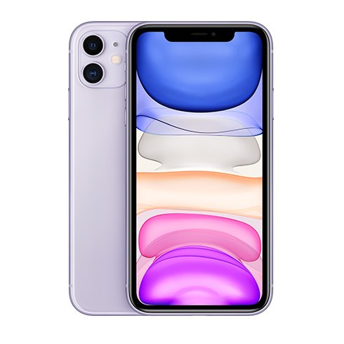 iPhone 11 256GB Purple