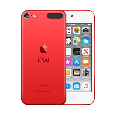 iPod touch 256GB PRODUCT(RED)
