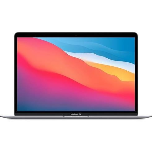 "MacBook Air 13"" Apple M1 8-core 7-core GPU 8GB 256GB Space Gray CZ (2020)"
