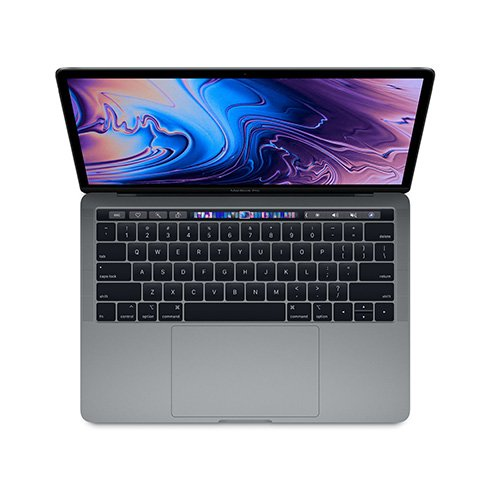 "MacBook Pro 13"" Touch Bar i5 1.4GHz 8GB 256GB CZ - Space Gray (2019)"