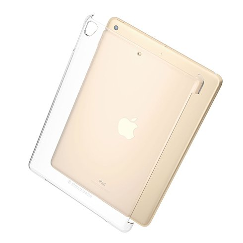 Pipetto kryt Origami BackCover pro iPad 9.7 2017/2018 - Clear