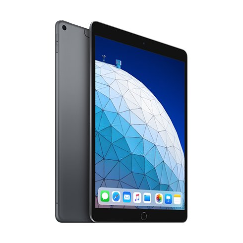 "ROZBALENO Apple iPad Air 10.5"" Wi-Fi + Cellular 64GB Space Gray"