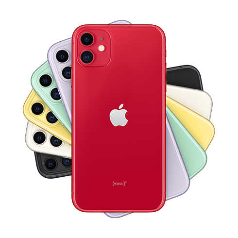 ROZBALENO Apple iPhone 11 64GB (PRODUCT)RED