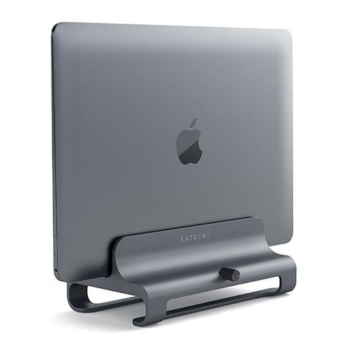 Satechi stojan Laptop Stand Vertical  - Space Gray Aluminum