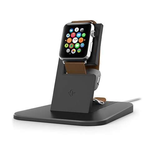 TwelveSouth stojan HiRise pre Apple Watch - Black