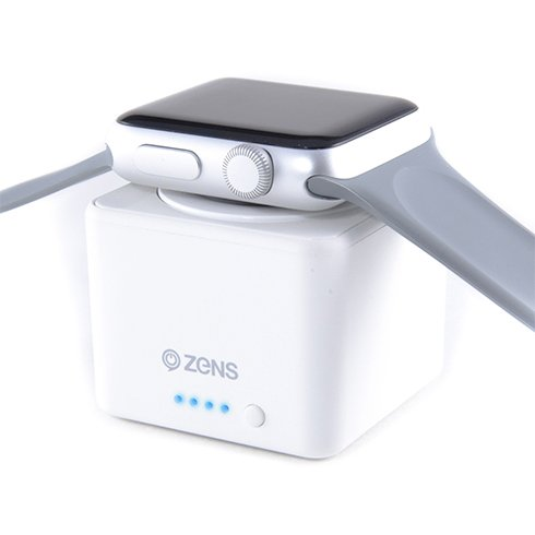 ZENS Apple Watch Powerbank White
